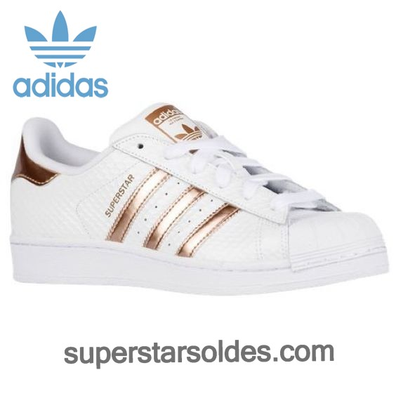 adidas superstar rose blanc. Black Bedroom Furniture Sets. Home Design Ideas