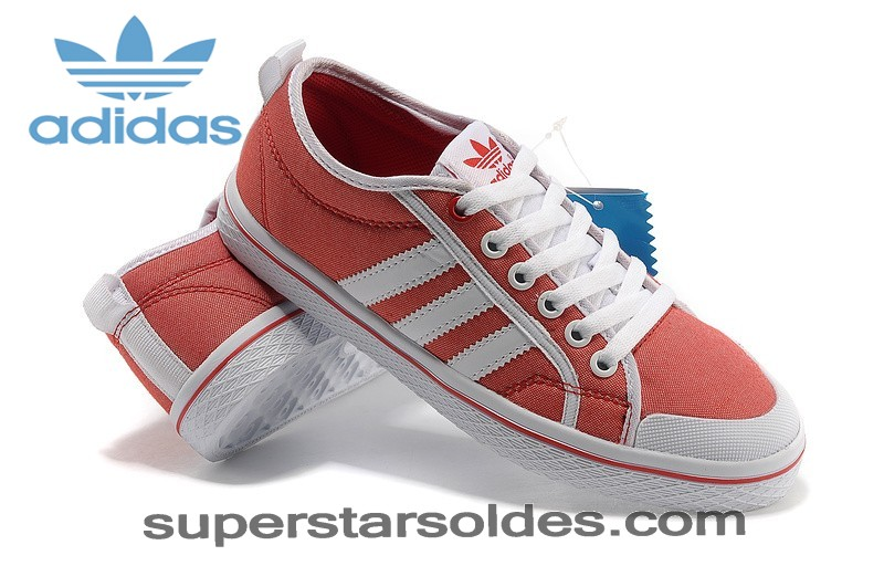 Adidas Honey Stripes Low Femme q23321 Toile Orange Blanc Discount En Ligne - Adidas Honey Stripes Low Femme q23321 Toile Orange Blanc Discount En Ligne-01-3