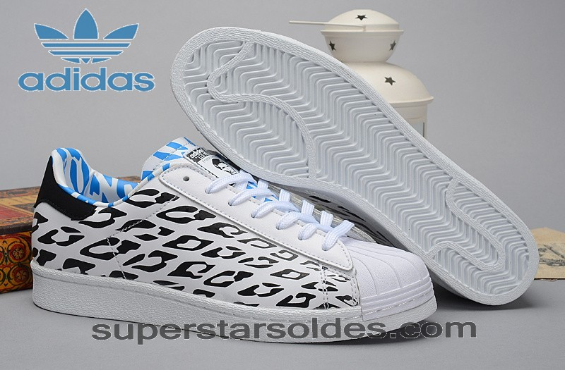Adidas Superstar 80s 2014 World Cup Leo Messi Homme Noir Blanc à Petit Prix - Adidas Superstar 80s 2014 World Cup Leo Messi Homme Noir Blanc à Petit Prix-01-0