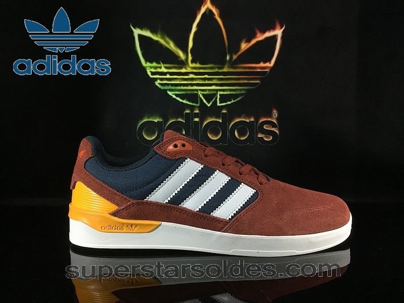 Prix Abordable Chaussure Adidas Zx Vulc Skate Homme Marine Blanc Marron - Prix Abordable Chaussure Adidas Zx Vulc Skate Homme Marine Blanc Marron-01-0