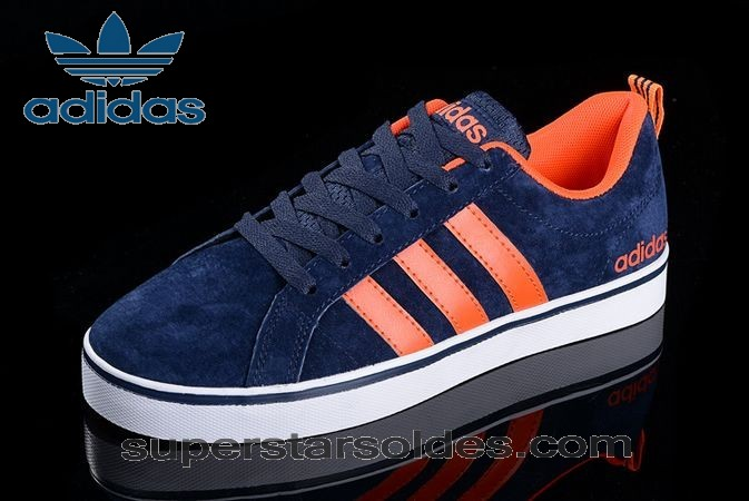 Prix Achat Hommefemme France Adidas Chaussures Pace Low Marineorange F98361 Vs Neo Faible Ivyf7gYb6