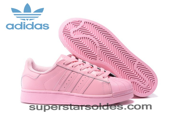 Qualité Garantie Adidas Originals Superstar Supercolor Pack Femme  Chaussures Lumi Adidas Superstar Rose Pale