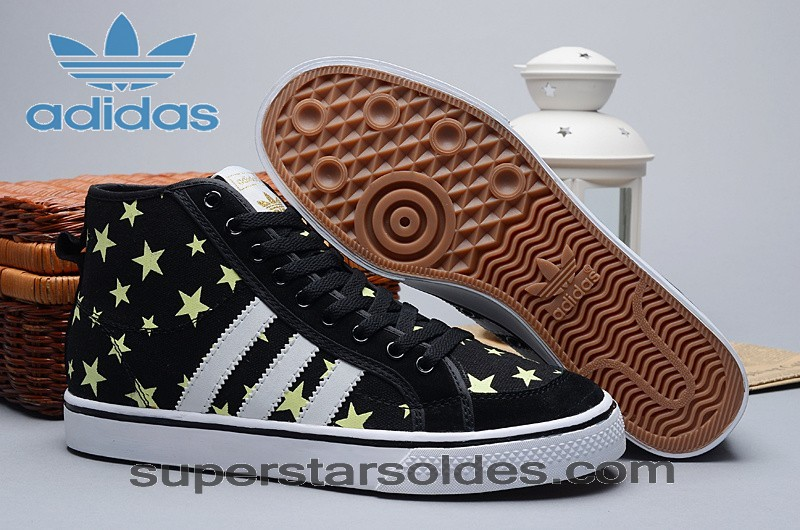 Adidas Nizza Glow In The Dark Homme High Tops Toile Marine Blanc Multi Étoile à Prix Discount - Adidas Nizza Glow In The Dark Homme High Tops Toile Marine Blanc Multi Étoile à Prix Discount-31