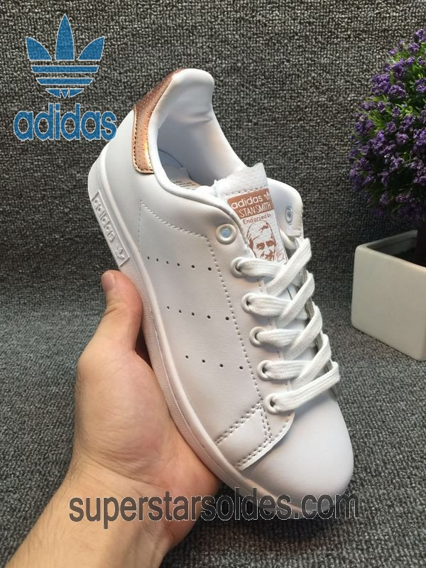 Prix Malin Adidas Stan Smith Rose Gold Femme/Homme
