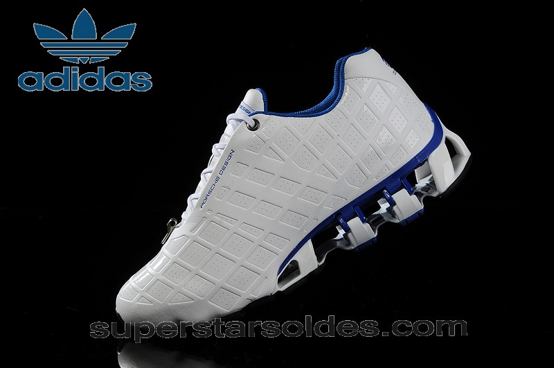 Latest Adidas Porsche Design 6 Leather Hommes Chaussures Blanc Blue à Prix Malin - Latest Adidas Porsche Design 6 Leather Hommes Chaussures Blanc Blue à Prix Malin-31
