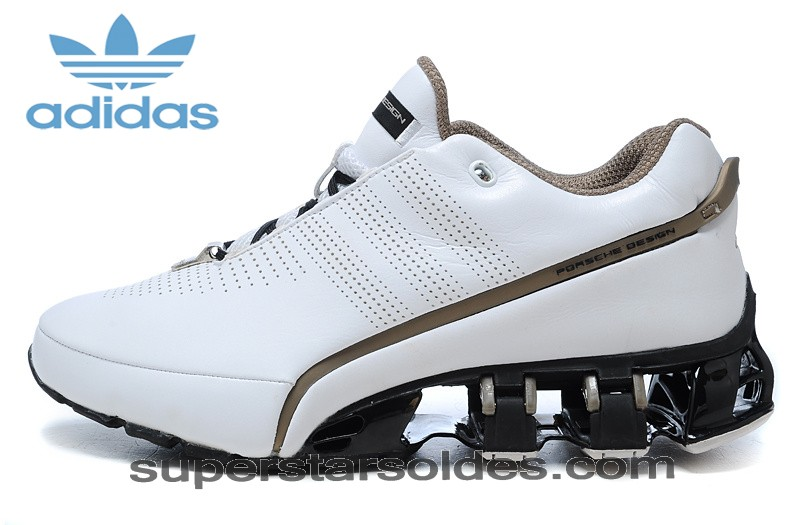Prix Affortable Adidas Porsche Design 4 Leather Hommes Chaussures Blanc Brown Noir - Prix Affortable Adidas Porsche Design 4 Leather Hommes Chaussures Blanc Brown Noir-31