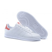 Prix Malin Achat Homme/Femme Adidas Originals Stan Smith Blanche Chaussures Pas Cher m20326 Adidas Stan Smith Rouge Blanc-20