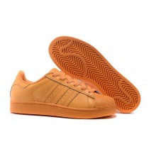 Adidas Originals Superstar Supercolor Pack Homme Chaussures Bright Orange Vente s83394 à Petit Prix-20