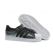 Homme/Femme Adidas Originals Superstar Ii Noir/Multicolor Chaussures France m20903 Qualité Excellente-20