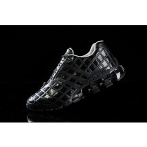 Prix Affortable Adidas Porsche Design 6 Leather Hommes Chaussures All Noir-20