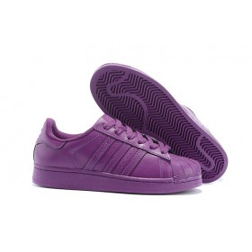 Qualité Garantie Adidas Originals Superstar Supercolor Pharrell Williams Femme Chaussures Lucky Rose En Ligne s41806
