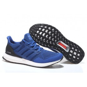 Bas Prix Adidas Running Ultra Boost Homme/Femme Chaussures Collegiate Royal/Air Force Bleu/Collegiate Marine b34048