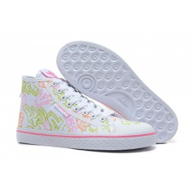 Adidas Honey Med High Tops Femme Toile g44279 Print Discount En Ligne