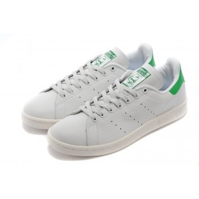 Adidas Originals The Stan Smith 2014 Homme Blanc Vert Indispensable