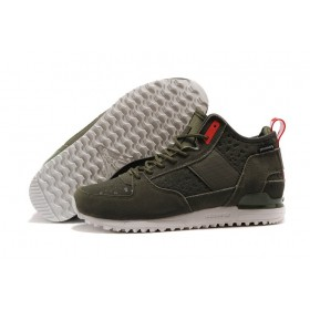 Prix Favorable Adidas Zx High Tops Homme Olive Rouge