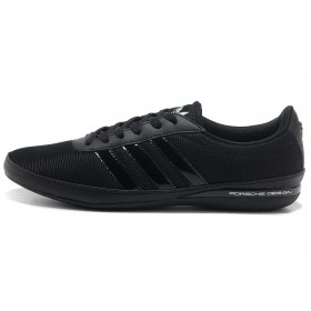 2016 Bestseller Top Layer Leather Adidas Porsche Design s3 Noir All Chaussures Outlet Online Shop à Prix Affortable